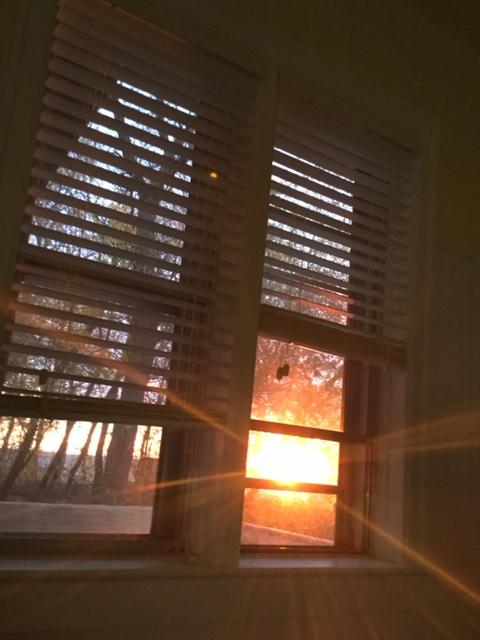 Lookit Beautiful sunrise