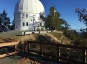 Victoria Observatory, Saanich BC with Plasket Telescope